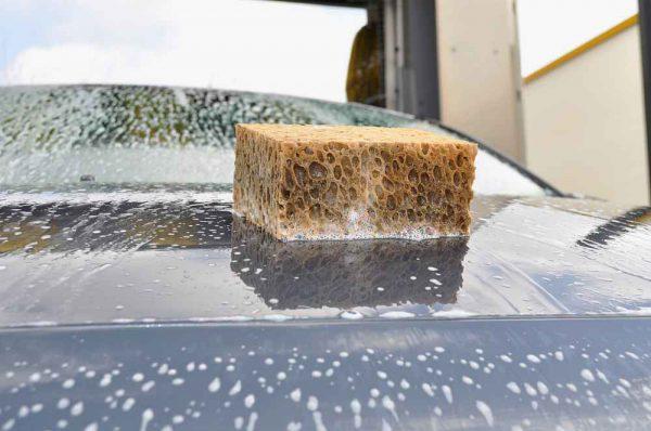 kompleksowe czyszczenie samochodu