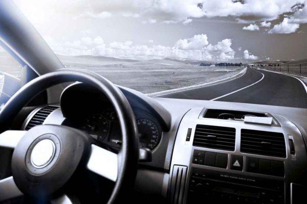 ozonowanie wnętrza samochodu